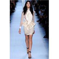 2012 İlkbahar/yaz İçin En İyi 20 Kisa Beyaz Elbise
