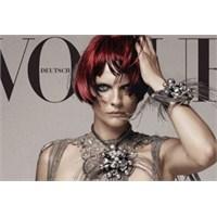Swarovski Ve Vogue'un Yıldızı: Karolin Wolter