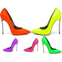 Stiletto Ayakkabı Modası