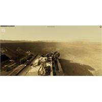 Curiosity'den Mars Panoraması