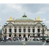 Paris'in En Güzel Binalarından - Opera Garnier
