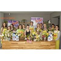 Ege Soley İle Çiçek Workshop Etkinliği
