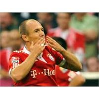 Robben'den Açıklama Geldi