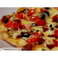Patates Pizzası Tarifi...