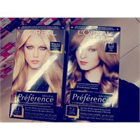 Saç Boyası: Loreal Excellence & Sublime Mousse