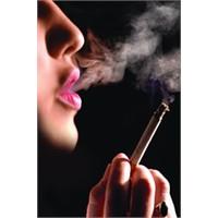 Kadınlar Sigarayı Bırakırken Zorlanıyor