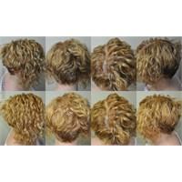 Evde Sarı Saç Boyamak