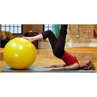 Kalça Biçimlendiren Pilates Egzersizleri