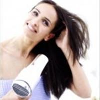 Islak Saçın Zararları Büyük