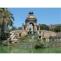 Barselona'da Nefes Alın ! Parc De La Ciutadella