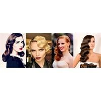 Vak Dalgalı Saç Modelleri / Vaklı Saç Modelleri