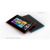 Nokia Lumia 2520 Reklamında İpad'e Gönderme Yaptı