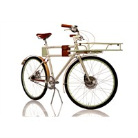 Elektrikli Bisiklet: Faraday Porteur
