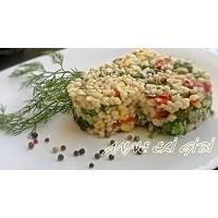 Buğday Salatası-1