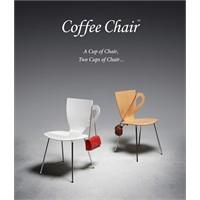 Kahve Fincanlı Sandalye