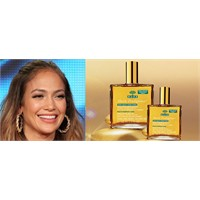 Jennifer Lopez'in Tercihi; Nuxe Kuru Yağ