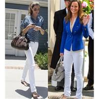 Trend: Beyaz Jean