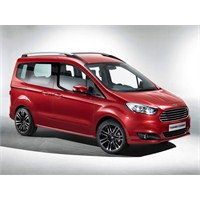 2014 Ford Tourneo Courier İncelemesi