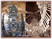 Sedlec Ossuary | Çek Cumhuriyeti - Tanıtım