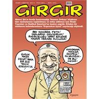 Gırgır'ın Bu Haftaki Kapak Komiser Feto