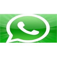 Whatsapp Özel Hayatı İhmal Mi Ediyor?
