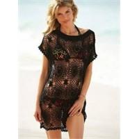 Plaj İçin Tunik Modelleri