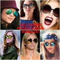 2013 Yazının Popüler Gözlük Modelleri !