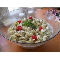 Makarna Salatası Yapalım...