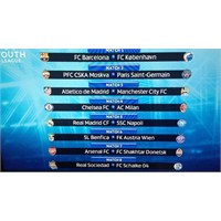 Uefa Youth League Rakibimiz Shakhtar Donetsk