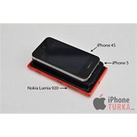 İphone 5 Ve Nokia Lumia 920 Karşılaştırması