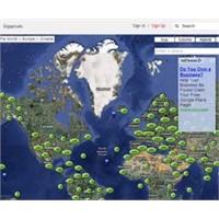 7 Harika Google Maps Sitesi!