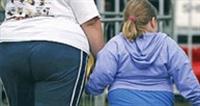Obez Annelerın Çocuğu Da Obez