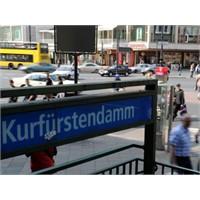 Berlin'in En Şık Caddesi: Ku'damm
