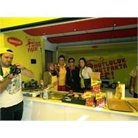''maggi Pilav Festivali'' Tir'i Bursa'dan Bir Geçt