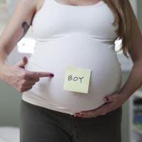 Bebeğin Cinsiyetini Belirlemek