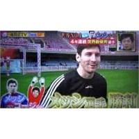 Messi Ve Robot Berabere Kaldılar