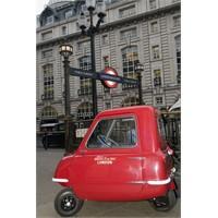 İşte Dünyanın En Küçük Otomobili
