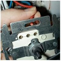 Bir Işık Varyatörü (Dimmer) Montaji Nasıl Yapılır