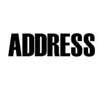 Excel Address Fonksiyonu
