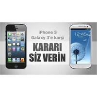 İphone 5 Mi? Yoksa Galaxy S 3'mü? (Düşme Testi)