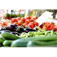 Sebzeler Şifa Dağıtıyor
