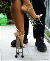 İlginç Tasarımlı Ayakkabılar