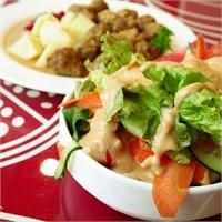'' Sezar Soslu'' Patates Salatası Tarifi