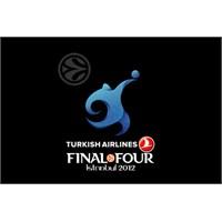 Euroleague Final - Four 2012 İstanbul Başlıyor !