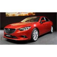 2013 Mazda 6 Sedan & Wagon Detaylandı