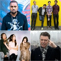 2013'ün En İyi Albümleri Listeleri: Rolling Stone