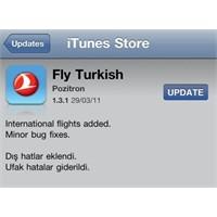 Türk Hava Yolları Fly Turkish Mobil Uygulaması