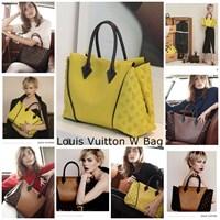 Yükselen Trendlerden: Louis Vuitton W Bag