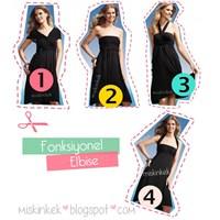 Uygun Fiyatlı Tchibo Fonksiyonel Yaz Elbisesi
