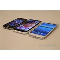 Galaxy S İii Birinci Sırada!